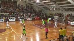 Com ginásio cheio, Copa TV TEM na região de Bauru começa em Ourinhos