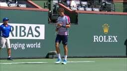 Masters 1000 - Indian Wells - Carreno Busta x Wawrinka - Semifinal
