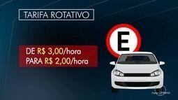 Companhia de trânsito de Petrópolis, RJ, faz mudança no estacionamento rotativo