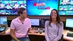 Sandra Pires comenta etapa de Aracaju do Circuito Brasileiro de Vôlei de Praia