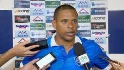 Wagner Nascimento destaca defesa do Vitória-ES no empate contra o Rio Branco-ES