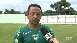 São José busca classificação no Campeonato Maranhense