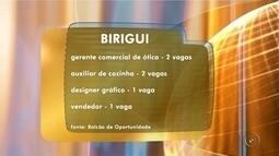 Birigui oferece oportunidades de trabalho e Olímpia dá curso de informática