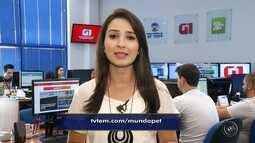 Confira os destaques do G1 no TEM Notícias de Sorocaba e Jundiaí com Mayara Corrêa