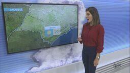 Confira a previsão do tempo para a região de São Carlos