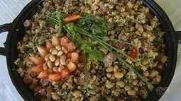 Veja como preparar a receita de Soja Tropeira