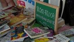 Ação de solidariedade incentiva a leitura no Recife