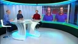 Acertou ou errou? Comentaristas divergem sobre gol anulado do Flamengo
