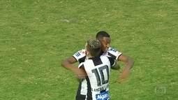 Com gol de Copete, Santos vence Santo André e se classifica para as quartas do Paulistão