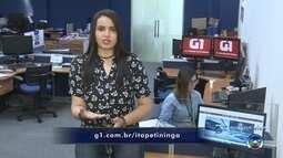 Confira os destaques do G1 de Itapetininga e Região com Paola Patriarca