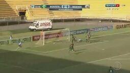 Boavista vence partida contra o Resende pelo Campeonato Carioca