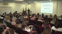 Profissionais da saúde e pais de autistas fazem evento na Baixada Santista