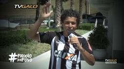 TV Galo - Torcedores e jogadores cantam em homenagem ao aniversário do Atlético-MG