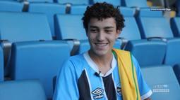 Azul, Preto e Branco -Victor Bobosin, campeão sul-americano sub-17, fala sobre a conquista