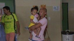 Apenas um pediatra estava na escala para atender em Campo Grande e pais sofrem