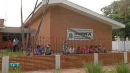Grupo de sem-terra ocupa sede do Incra em Dourados