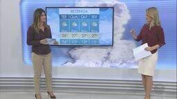 Confira a previsão do tempo para esta terça-feira (28) na região de Ribeirão