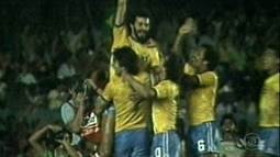 Seleção Brasiliera é a única que se classificou para todas as Copas do Mundo