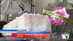 Criança morreu com pneumonia após ser diagnosticada com virose, diz família