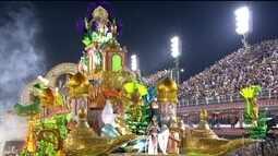 Mocidade vai dividir título de campeã do carnaval com Portela no Rio