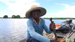 Os desafios dos ribeirinhos no período de enchente