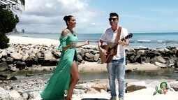 O estilo musical e a marcante história de vida do cantor gospel Leandro Luz