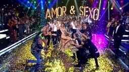 Fernanda Lima encerra o último 'Amor & Sexo' da temporada