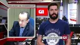 G1 em 1 Minuto: Antes de fechar acordo, Marcelo Odebrecht negava irregularidades