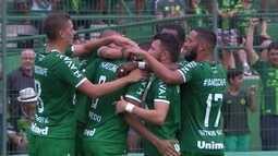 Os gols de Chapecoense 2 x 0 Joinville pelo 2º turno do Campeonato Catarinense