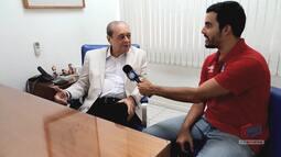 TV Bahêa - Bate-papo com Aramis Ribeiro Costa, o sobrinho do autor do Hino do Bahia