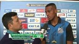 Copete fala sobre enfrentar o Santa Fé, seu ex-clube, pela Libertadores na Colômbia