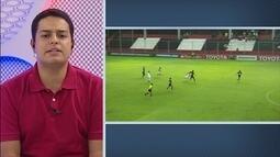 Henrique Fernandes critica falta de criatividade do Atlético-MG na derrota para o Libertad