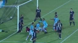 Os gols de Figueirense 1 x 1 Avaí pela Copa da Primeira Liga
