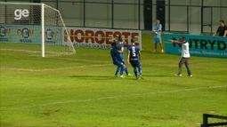 Os gols de Altos 2 x 2 Parnahyba pelo returno do Campeonato Piauiense