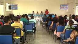 Conselheiros tutelares participam de formação de novos conselheiros