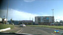 Veja como está o trânsito nas ruas e avenidas de São Luís