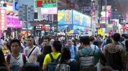 Hong Kong tem o bairro mais populoso do mundo