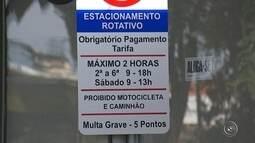 Mais de 800 motoristas já foram multados por descumprirem regras da Zona Azul em Sorocaba