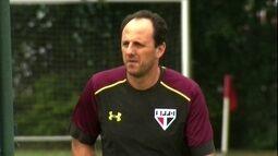 Veja a preparação do São Paulo para o clássico contra o Corinthians