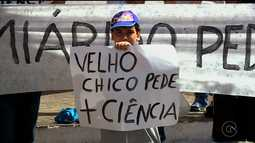 Marcha Mundial da Ciência é realizada em Petrolina