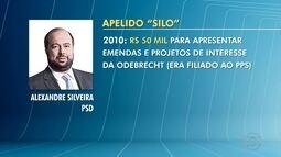 Delação da Odebrecht: Ex-deputado Alexandre Silveira é citado em lista de delator