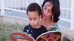 Escolas em Araxá incentivam criatividade por meio da leitura