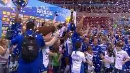 Rio de Janeiro vence Osasco e conquista Superliga de vôlei feminino