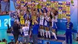 Rio de Janeiro vence Osasco e fatura o 12º título da Superliga feminina de vôlei