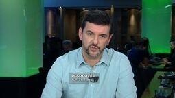 Diogo Olivier comenta a classificação do Novo Hamburgo para a final do Gauchão