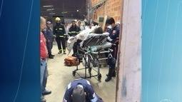 Homem que teve 80% do corpo queimado morre em hospital de Montes Claros