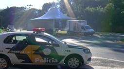 Polícia Rodoviária Estadual divulga balanço da Operação Tiradentes, no Alto Tietê