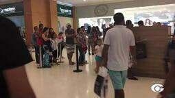 Procon faz fiscalização nos três grandes shoppings de Maceió