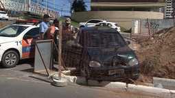Homem morre após passar mal enquanto dirigia em Salvador