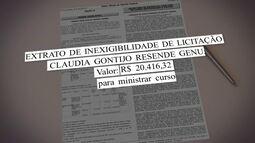 Câmara Legislativa contrata indiciada na Operação Lava Jato